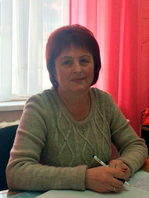 Молнар Марія Іванівна